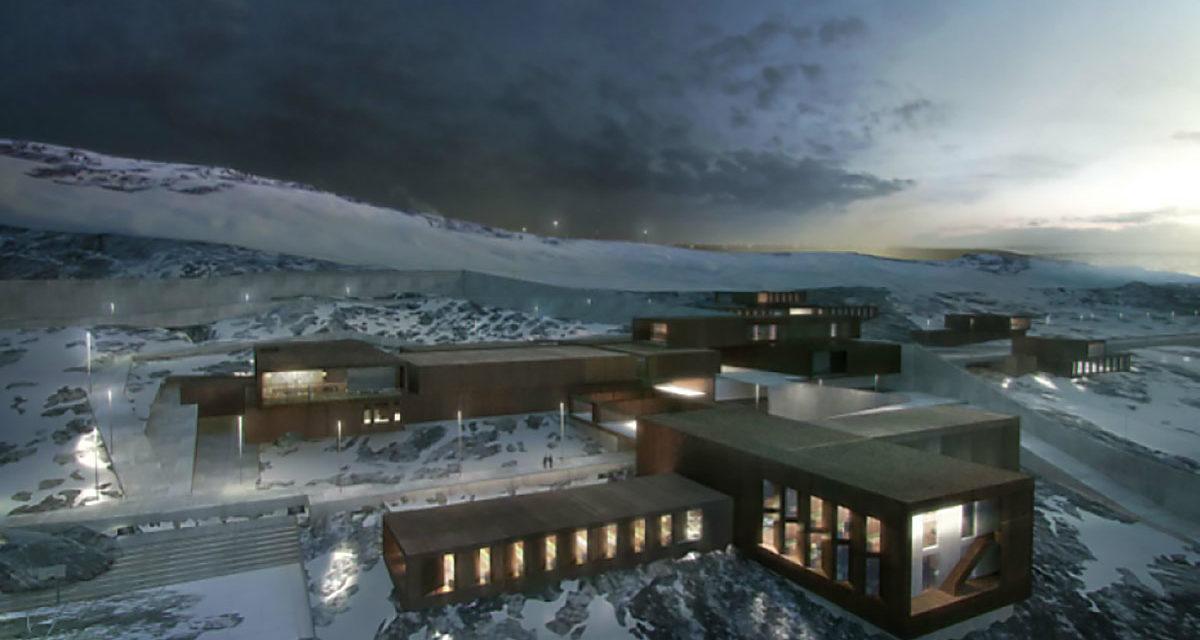 Anstalt på Grønland