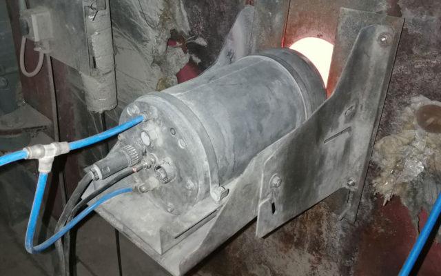 Ovnkamera- og sikringssystemer til Energisektoren og produktionsvirksomheder