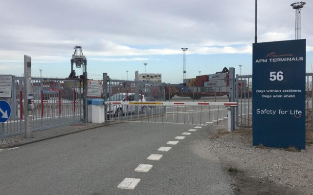 Adgang til parkeringspladser